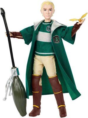 Кукла Драко Малфой - Серия игры Квиддич (Harry Potter Quidditch Draco Malfoy) (фото)