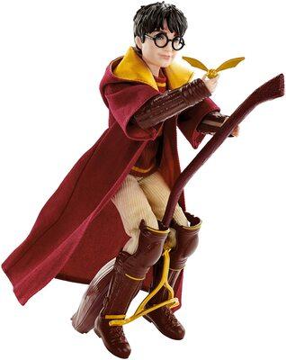 Кукла Гарри Поттер - Серия игры Квиддич (Harry Potter Quidditch Harry Potter) (фото)