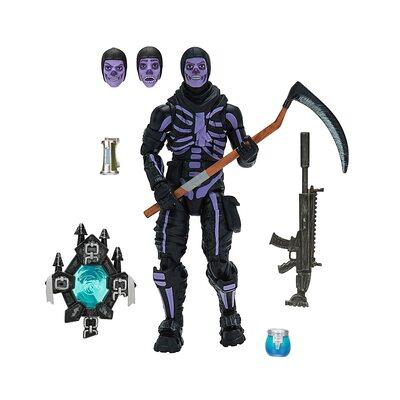 Скелет - Легендарная серия Фортнайт (Fortnite Legendary Series Figure, Skull Trooper) (фото)