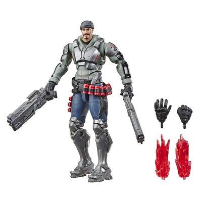 Жнец Габриэль Рейес - фигурка Overwatch (Hasbro Overwatch Ultimates Series Blackwatch Reyes (Reaper) Skin Collectible Action Figure) (фото)