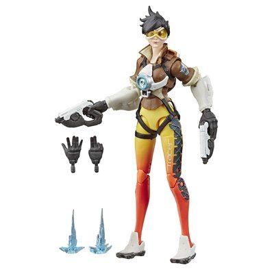 Трейсер - фигурка Overwatch (Hasbro Overwatch Ultimates Series Tracer Collectible Action Figure) (фото)