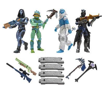 Отряд Фортнайт - серия 2 (Fortnite Squad Mode 4-Figure Pack, Series 2) (фото)