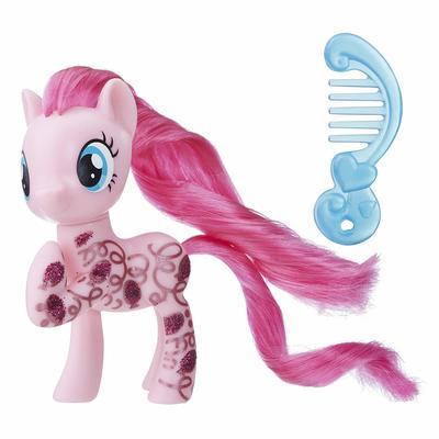 Пони Пинки Пай (My Little Pony Pinkie Pie Glitter Design Pony Figure) (фото)