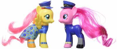 "Флаттершай и Пинки Пай - ""Дружба - это магия"" (My Little Pony Friendship is Magic Wonderbolts Fluttershy & Pinkie Pie GENERAL) (фото)"