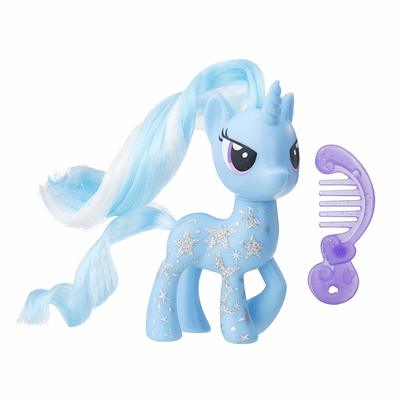 Пони Трикси Луламун (My Little Pony Trixie Lulamoon Glitter Design Pony Figure) (фото)