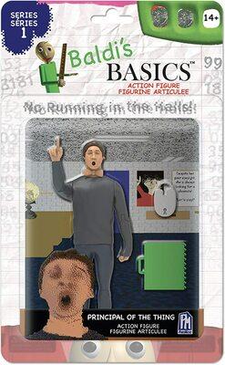 Фигурка Директор из игры Балди Басикс (Baldi's Basics Action Figure (Principal)) (фото)
