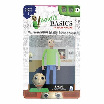 Фигурка Балди из игры Балди Басикс (Baldi's Basics Action Figure (Baldi)) (фото)
