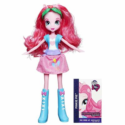 Кукла Пинки Пай - Девушки Эквестрии из серии Коллекция (My Little Pony Equestria Girls Collection Pinkie Pie) (фото)