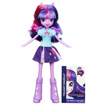 Кукла Сумеречная Искорка - Девушки Эквестрии из серии Коллекция (My Little Pony Equestria Girls Collection Twilight Sparkle) (фото)