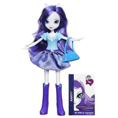 Кукла Рарити - Девушки Эквестрии из серии Коллекция (My Little Pony Equestria Girls Collection Rarity) (фото)