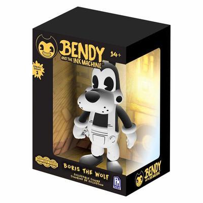Виниловая фигурка Волк Борис 2-серия (Bendy and the Ink Machine : Boris The Wolf Vinyl Figure) (фото)