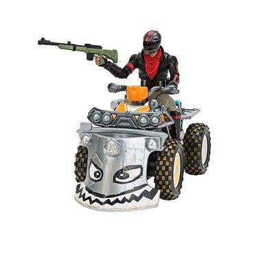 Набор фортнайт Квадролом (Квадкразер) и Герой асфальта (Fortnite Quadcrasher Vehicle) (фото)