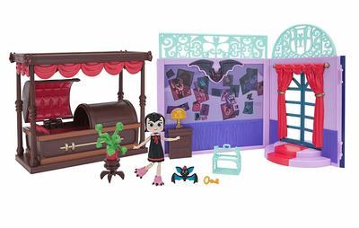 Игровой набор - Комната для сна призрачной Мэвйс (Hotel Transylvania Playset, Ghostly Goodnight Mavis' Room) (фото)