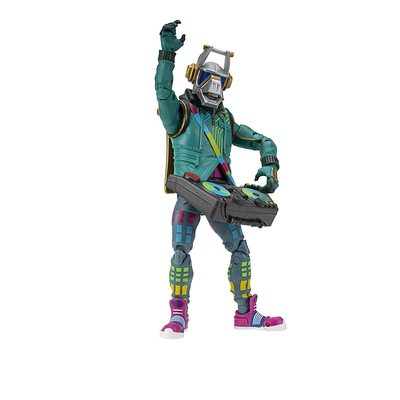 DJ Yonder (Эм Си Лама) - Легендарная серия Фортнайт (Fortnite Legendary Series Figure, DJ Yonder) (фото)