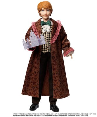 Кукла Рон Уизли - Святочный Бал (Harry Potter Ron Weasley Yule Ball Doll) (фото)