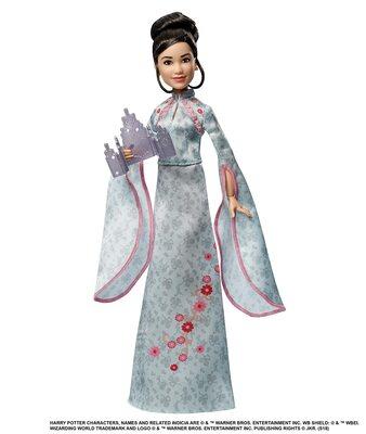 Кукла Чжоу Чанг - Святочный Бал (Harry Potter Cho Chang Yule Ball Doll) (фото)