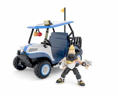 Вездеход Для Картинга и фигурка Дрифт Королевская битва Фортнайт (Fortnite Battle Royale Collection: All Terrain Kart Vehicle & Drift Figure) (фото)