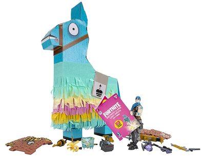 Лама Драма Пината - Боевая раскраска Фортнайт (Fortnite Llama Loot Pinata, War Paint) (фото)