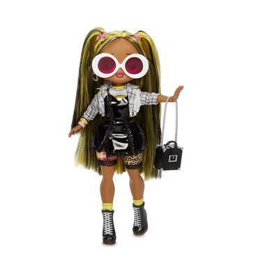 Кукла ЛОЛ Сюрприз! O.M.G. Стильная Альт Гёл с 20 сюрпризами. (L.O.L. Surprise! O.M.G. Alt Girl Fashion Doll with 20 Surprises) (фото)