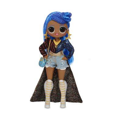 Кукла ЛОЛ Сюрприз! O.M.G. Стильная Мисс Независимая с 20 сюрпризами. (L.O.L. Surprise! O.M.G. Miss Independent Fashion Doll with 20 Surprises) (фото)