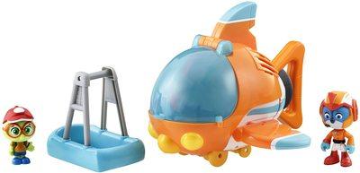 Фигурки Крылатый патруль Свифт и Тимми, герои «Отважные птенцы» (Hasbro Top Wing Swift's Flash Wing Rescue Vehicle) (фото)