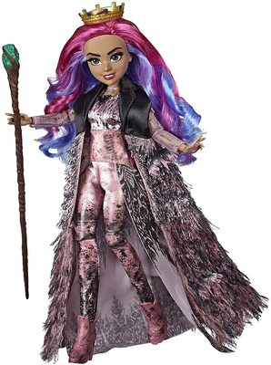 Кукла Одри Делюкс из серии «Наследники Дисней 3» (Disney Descendants Audrey Doll, Deluxe Queen of Mean Toy from Descendants Three) (фото)