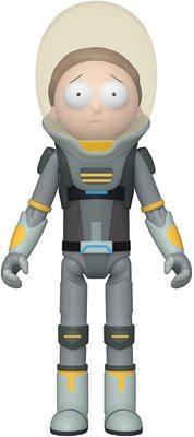 Фигурка Морти в космическом скафандре (Funko Action Figure: Rick & Morty - Space Suit Morty) (фото)