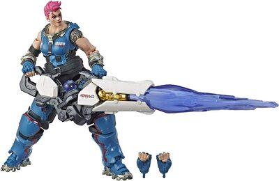 Заря - фигурка Овервотч (Hasbro Overwatch Ultimates Series ZARYA Collectible Action Figure) (фото)