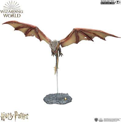 Фигурка Венгерский Рогохвост «Гарри Поттер» (Harry Potter Hungarian Horntail Deluxe Box) (фото)