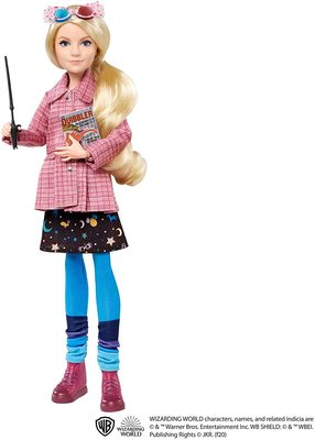 Кукла Луна Лавгуд (Полумна) - Гарри Поттер (Harry Potter Luna Lovegood Doll) (фото)