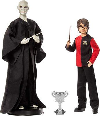 Набор кукол «Дуэль Гарри Поттера и Лорда Волдеморта» - Гарри Поттер (HARRY POTTER: Lord Voldemort Dolls) (фото)