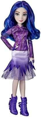 Кукла Мэл «Королевская свадьба», «Наследники Диснея -3» (Disney Descendants Mal Doll, Inspired by Disney The Royal Wedding) (фото)