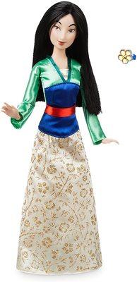 Кукла Мулан с кольцом - «Мулан» - Дисней (Disney Mulan Classic Doll with Ring) (фото)