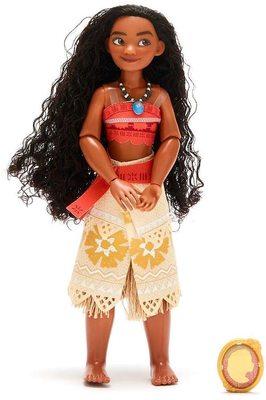 Кукла Моана классическая с подвеской - «Моана» - Дисней (Disney Moana Classic Doll with Pendant) (фото)