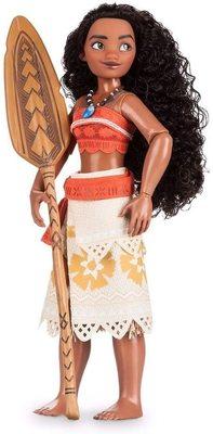 Кукла Моана классическая с веслом - «Моана» - Дисней (Disney Moana Classic Doll)