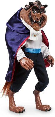Чудовище классическая кукла - «Красавица и Чудовище» - Дисней (Disney The Beast Classic Doll - Beauty and The Beast) (фото)
