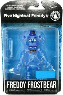 Фредди - Морозный медведь - Пять ночей с Фредди. (Five Nights at Freddy's Articulated Freddy Frostbear Action Figure) (фото)