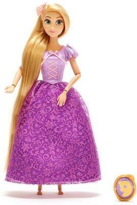 Кукла Рапунцель с подвеской - Рапунцель - Дисней (Rapunzel Classic Doll with Pendant) (фото)