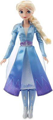 Кукла Эльза - Холодное сердце 2 - Дисней (Disney Elsa Singing Doll - Frozen II) (фото)