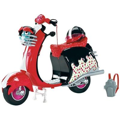 Cкутер Гулии (Ghoulia Yelps Scooter) (фото)