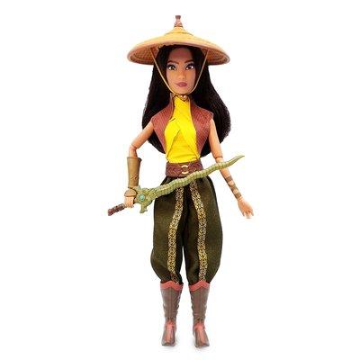 Кукла Райя - Райя и последний дракон - Дисней (Raya Classic Doll – Raya and the Last Dragon) (фото)
