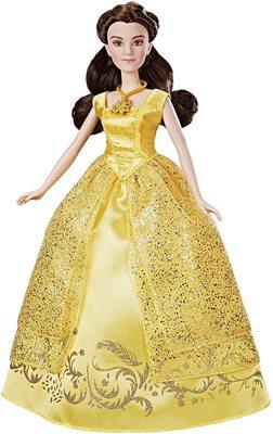 Кукла Белль поющая - Спящая красавица - Дисней (Disney Beauty and the Beast Enchanting Melodies Belle) (фото)