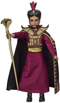 Джафар с посохом - «Аладдин» - Дисней (Disney Aladdin Jafar Doll with Shoes and Accessories) (фото)