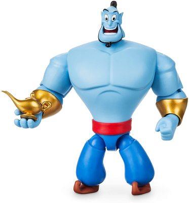 "Фигурка Джинна ""Аладдин"" - Дисней (Disney Genie Action Figure Toybox) (фото)"