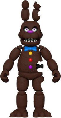 Шоколадный Бонни (Funko Action Figure: Five Nights at Freddy's - Chocolate Bonnie) (фото)