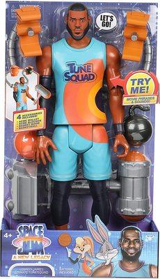Леброн Джеймс из серии «Космический джэм - Новое Наследие». (SPACE JAM: A New Legacy - Lebron James) (фото)