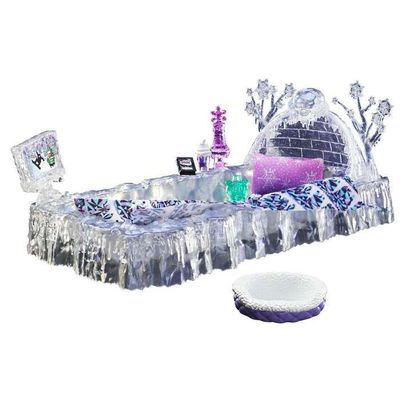 Ледяная кровать для Эбби Боминейбл (Ice bed for Abbey Bominable)