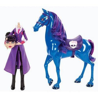 Директриса Бладгуд обезглавленная с конем (Headless Headmistress Bloodgood) (фото)