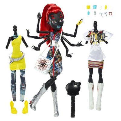 Вебарелла / Вайдона Спайдер - Я люблю Моду (Wydowna Spider as Webarella - I heart fashion) (фото)