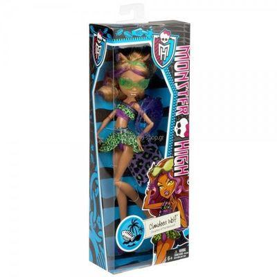 Клодин Вульф - Монстры в купальниках (Clawdeen Wolf: Swim dolls) (фото)